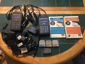Otc Monitor 2000 Systems Diagnostic Computer Set Gm Ford Chrysler