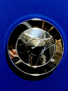 1959 1960 Chevy El Camino Wagon Tailgate Escutcheon Emblem Manufactured Polished