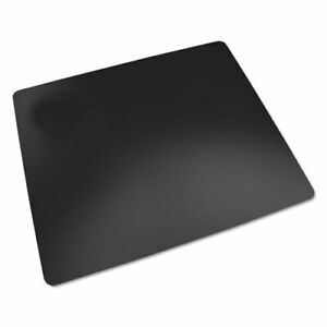 Rhinolin Ii Desk Pad With Antimicrobial Protection 36 X 20 Black