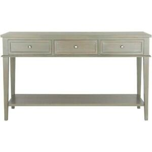 Manelin Console With Storage Drawers Amh6641c