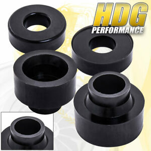 Black 2 Inch Front Rear Lift Off Road Kit For 1999 2004 Jeep Grand Cherokee Wj