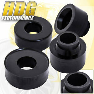Black 2 5 Inch Front Rear Lift Off Road Kit For 1999 04 Jeep Grand Cherokee Wj