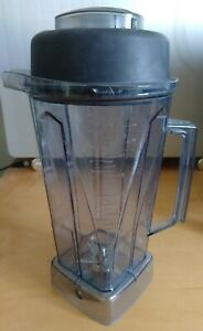 Vitamix Container With Wet Blade 64 Oz Complete Fits Classic 5000 Series