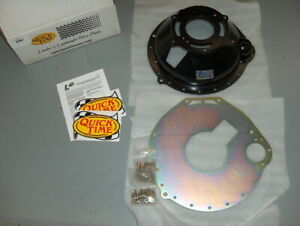 Quick Time Ford 4 6 5 4l Tko 500 600 Steel Bell Housing Scatter Shield Rm 6082