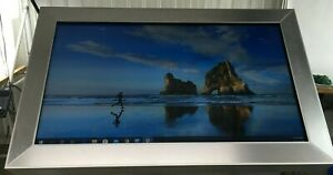 Samsung Touchscreen Me46c 46 Retail Display Monitor Kiosk With Boyd Stand