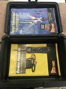 Power Probe 3 12 24 Volt With Case The Ultimate In Circuit Testing