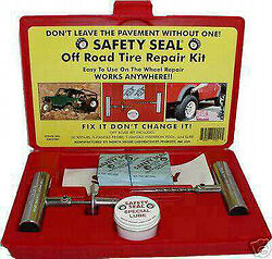 Safety Seal Tire Repair Kit Trucks And Cars