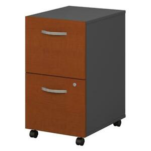Series C 2 Drawer Mobile File Cabinet