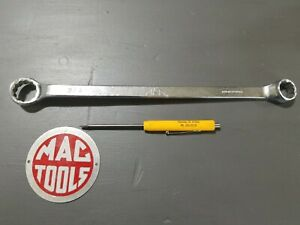 Mac Tools Box End Wrench Bl2024 Mac 5 8 And 3 4
