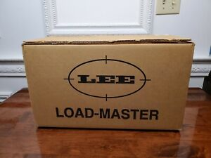 NEW IN BOX Lee LoadMaster Progressive Reloading Press Reloader 38 357 MAG 90939 $354.95