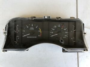 90 93 Mustang Dash Instrument Cluster Gauges Display 2 3l Foxbody 85mph Lx Oem 1