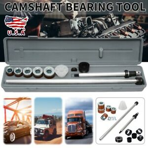 Universal Engine Camshaft Cam Bearing Installation Removal Tool 1 125 2 69 Us