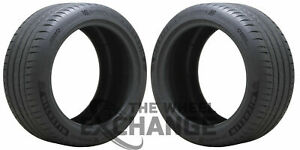 2754019 275 40zr19 Michelin Sport 4s 105y New Take off Tire Tires 99 5 Pair X2