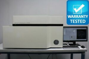 Ge In Cell Analyzer 2000 Fluorescence Imaging Incell Pred 2500 Hs