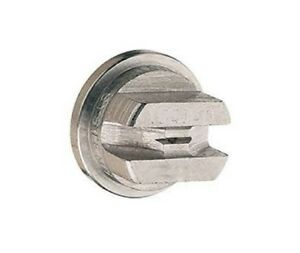 Teejet Stainless Steel Flat Fan Spray Tip 80 Rated 2 Gpm 40 Psi Tp8020 ss
