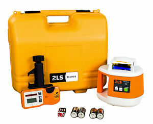 Topcon Rl h3d Taurus Self leveling Rotary Laser Level
