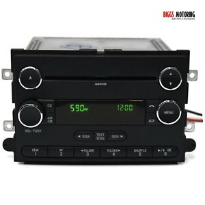 2008 2014 Ford Expedition Radio Stereo Mp3 Cd Player 8a2t 18c869 af