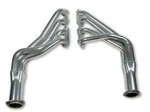 Flowtech 31132flt Bb Chevy Camaro Nova Full Size Ceramic Full Length Headers