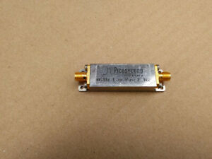 214 Picosecond Pulse Labs 5915 8 0ghz Low pass Risetime Filter