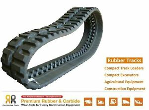 Rio Rubber Track 400x86x53 16 Wide C Pattern Cat 259 Skid Steer