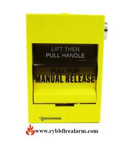 Edwards 278a rel Manual Release Pull Station Free Shipping The Same Day