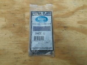 Airgas Filter Plate Welding Shade 12 2 X 4 25 New