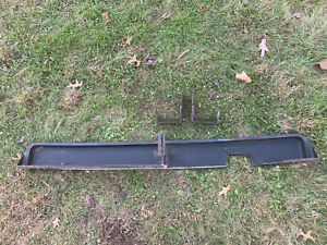 71 1971 Ford Maverick 2 Door Dash Brackets Oem