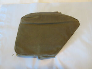 Gpw Jeep Willys Mb Crash Hip Pad Bracket With Canvas Left Driver Side