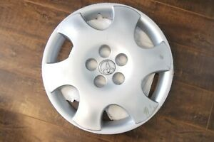 Toyota Corolla 2003 2004 Hubcap Wheelcover Silver 15 Inch Oem 42621ab050a