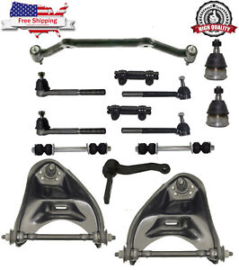 18 Pc Front End Steering Rebuild Package Kit For Chevy Blazer S10 Gmc Jimmy 2wd