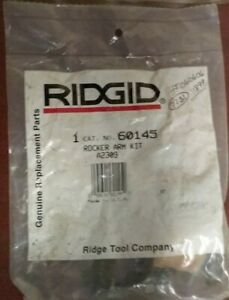 Ridgid 60145 Rocker Arm Kit Nip Nos Drain Cleaning Machine Plumbing Snake Part