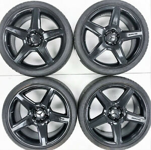 19 Mercedes Cls class Oem Factory Staggered Wheels Rims