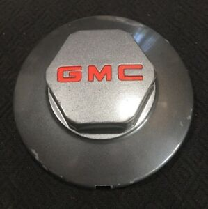 Gmc Sonoma Jimmy 15661028 Factory Oem Wheel Center Rim Cap Cover 5 Lug 5030 Char