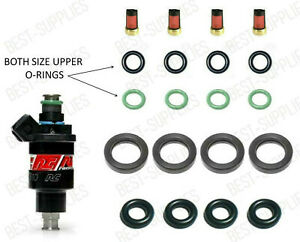 Fuel Injector Seal O Ring Kit For Rc Engineering Fuel Injectors For Honda X 4