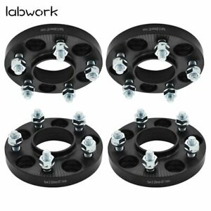 4pc For Jeep Compass Patriot Prospector Mazda 5x4 5 Wheel Spacers 20mm M12x1 5