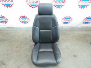 12 14 Cadillac Escalade Black Leather Heated And Cooled Front Seat Drivers