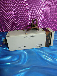 Harrison Laboratories Model 6346a Power Supply 0 36 Volts 0 150 Ma