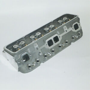 World Products 022150 nocnc Engine Cylinder Head Sbc 200 2 02 1 6 Bare Angle 72c