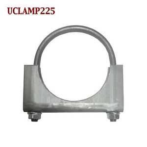 10x Pack 2 1 4 2 25 U Bolt Uclamp Muffler Saddle Exhaust Clamp