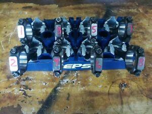 Stock 396 Big Block Chevrolet Gm Pistons And Rods 030
