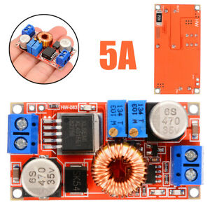 5a Dc Constant Current Voltage Regulator Step Down Converter 5v 12v 24v