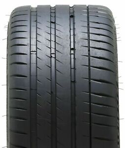 3153020 315 30zr20 Michelin Sport 4s 104y New Take Off Tire Tires 100 Tread