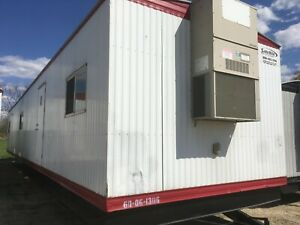 Used 2006 12 X 60 Mobile Office Trailer Sn 0613116 Chicago Il