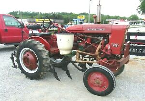 International 140 Offset Cultivating Tractor 2 Free 1000 Mile Delivery From Ky