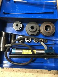 Current Tools Hydraulic Knockout Set