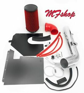 Red For 2000 2004 Toyota Tundra 4 7l V8 Heat Shield Cold Air Intake Kit
