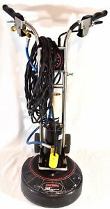 Rotovac 360i Carpet Cleaning Extractor Machine W Power Head Fast Shipping