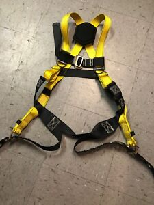 Guardian Fall Protection 01703 Velocity S l Construction Harness Brand New