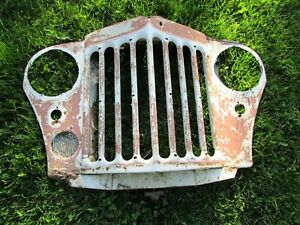 Willys Overland Jeepster Jeep Truck Wagon Grille