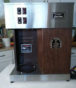 Bunn Pouromatic Vpr Commercial 12 Cup Coffee Maker Parts Or Repair